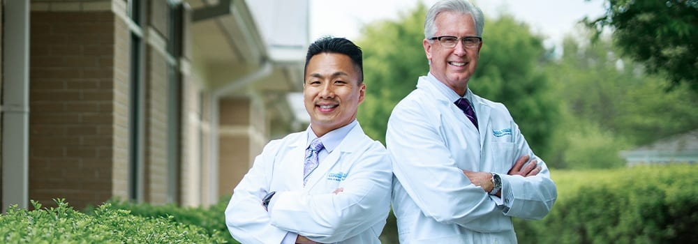 Dr. Yeh and Dr. Frank